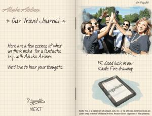 survey.alaskalistens.com - Alaska Airlines Customer Feedback Survey