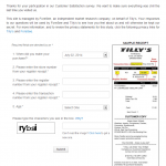 www.tillys.com/survey - 0 Gift Card Tilly's Customer Satisfaction Survey
