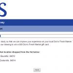 www.dicksmarket.com/survey - Dick's Fresh Market Feedback Survey