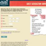www.otbsurvey.com - On The Border Customer Feedback Survey