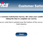 www.cashamericalistens.com, Win $500 Cash America Customer Feedback Survey