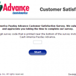 www.paydayadvancelistens.com - Cash America Payday Advance Customer Satisfaction Survey