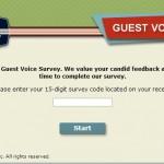 www.tellsilverdiner.com - Silver Diner Customer Survey