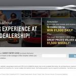 www.mydealerfeedback.com - Chevrolet Customer Experience Survey