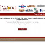 www.mybreweryvisit.com - CraftWorks Customer Satisfaction Survey