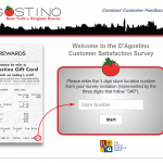 www.dagfeedback.com - D    'Agostino Customer Satisfaction Survey