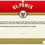 www.talktoelfenix - El Fenix Customer Feedback Survey