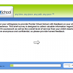 www.flvsparentfeedback.com - Florida Virtual School Feedback Survey