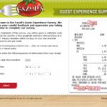 www.tellfazolis.com - Fazoli's Guest Experience Survey