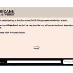 www.hurricaneguestsurvey.com - Hurricane Grill & Wings Guest Satisfaction Survey