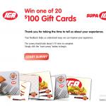 www.iga.com.au/feedback - IGA Customer Experience Survey