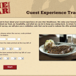 www.lonestarlistens.com - Lone Star Steakhouse Guest Experience Survey