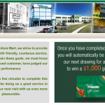 opinion.nfm.com - Nebraska Furniture Mart Customer Survey
