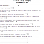 www.andersonfamilymortgage.com/survey - Anderson Family Mortgage Customer Survey