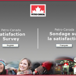 Petro-Canada.ca/Hero - Free Gas Petro-Canada Satisfaction Survey
