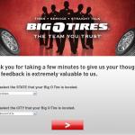 www.TellBigO.com - Tell Big O Tires Guest Survey