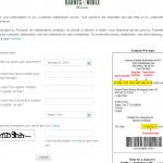 www.bn.com/survey - Barnes & Noble Customer Survey