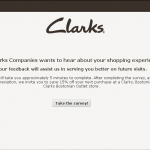www.clarkscustomersurvey.com - The Clarks Customer Survey