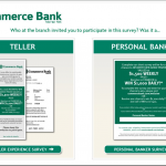 www.commercebank.com/welisten, $1,000 Commerce Bank Customer Survey