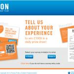 www.feedback.odeon.co.uk - ODEON Customer Satisfaction Survey
