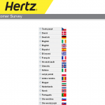 www.hertzsurvey.eu - Hertz EU Customer Survey