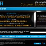 www.highlight-feedback.com - £1,000 Highlight Customer Survey