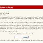 www.igastore-feedback.com -  IGA Store Shopper Experience Survey