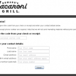 www.macgrill.com/survey - Macaroni Grill Customer Survey
