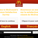 www.mcdonalds-survey.ca - McDonald's Canada Guest Survey
