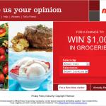 www.metrosurvey.ca - www.metrosurvey.ca, Great Grocery Guest Survey,000 Great Grocery Guest Survey