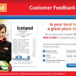 www.myiceland.co.uk - Iceland Customer Satisfaction Survey