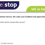 www.mylocalonestop.com - One Stop Convenience Stores Customer Survey