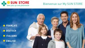 www.mysunstore.ch - PHARMACIE SUN STORE Customers Satisfaction Survey