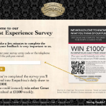 www.nicholsonspubsurvey.co.uk - £1,000 Nicholson's Pub Survey