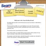 www.OpinionSears.ca - Opinion Sears Canada Survey