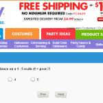 www.partycity.com/survey, $100 Party City Customer Survey