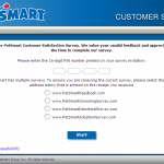 www.petsmartfeedback.com - PetSmart Customer Feedback Survey