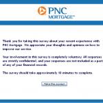 www.pncmortgagesurvey.com - PNC Mortgage Customer Survey
