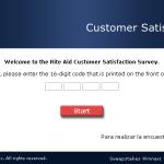 www.riteaid.com/pharmacysurvey - Rite Aid Pharmacy Survey