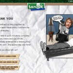 www.sanuklistens.com - Sanuk Customer Satisfaction Survey
