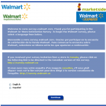www.survey.walmart.com - Win 00 Wal-Mart Gift Card Survey