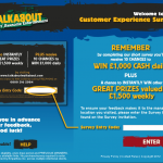 www.talkaboutwalkabout.com - Walkabout Guest Survey