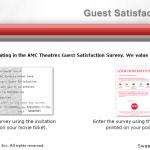 www.tellamc.com - AMC Guest Survey