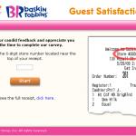 www.telldunkinbaskin.com - Dunkin     ' Donuts Guest Satisfaction Survey
