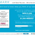 www.tellprimark.co.uk - £1,000 Primark Guest Survey