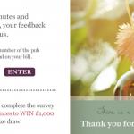www.VintageInns-Survey.co.uk - £1,000 Vintage Inns Customer Survey
