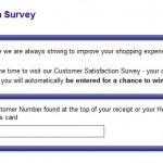 www.vitaminshoppe.com/survey - Vitamin Shoppe Customer Satisfaction Survey