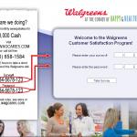 www.wagcares.com - Walgreens Customer Survey